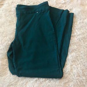 3/$30 ———  Size 16 Teal Dress Pants
